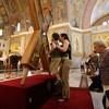 65 тысяч человек за 2 дня поклонились кресту Андрея Первозванного в Санкт-Петербурге