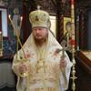 В женском монастыре в честь иконы Божией Матери «Отрада и Утешение» под Киевом совершена первая литургия (+фото)