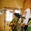 Патриарх Кирилл освятил малым чином храм в честь преподобного Германа Аляскинского на Валааме