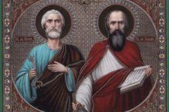 Православные отмечают начало Петрова поста
