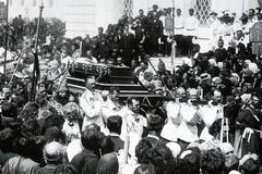 Саровские торжества 1903 года (ФОТО)