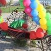 """В День семьи, любви и верности в Канске появилась """"Скамья примирения"""""""