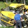 В Нижегородской области автобус с паломниками попал в ДТП