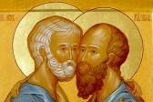 День памяти свв. первоверховных апостолов Петра и Павла: история, иконы, проповеди, статьи (+Видео)
