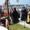 В Севастополе установили поклонный крест в память о павших в Крымской войне