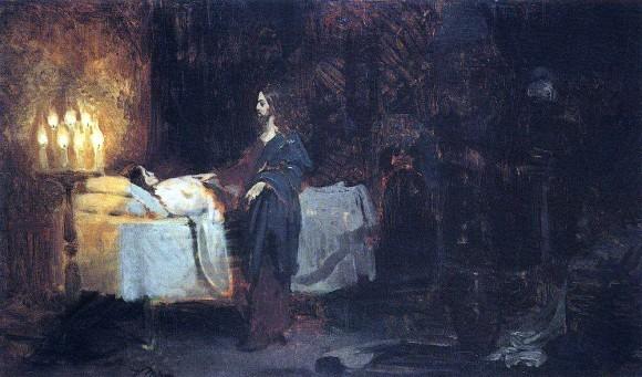 Воскрешение дочери Иаира (3). 1871