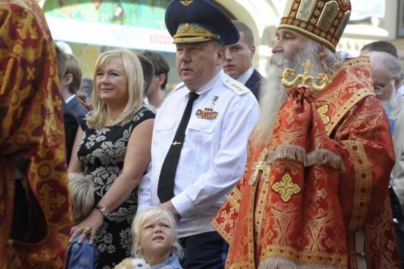 Командующий ВДВ России Шаманов В.А.