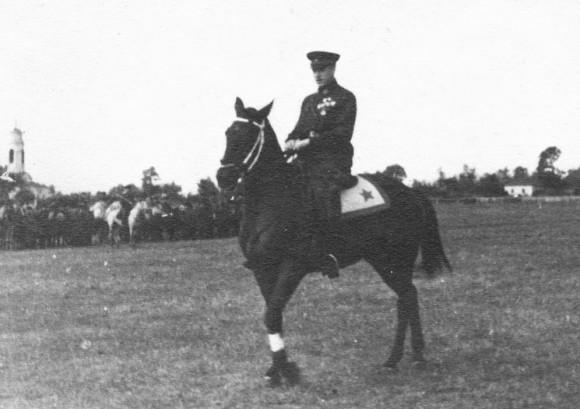 К.К. Рокоссовский на Брянском фронте летом 1942