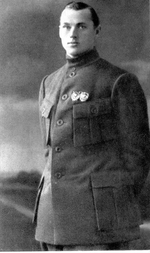 К. К. Рокоссовский на XVII Чрезвычайном съезде Советов. Январь 1937