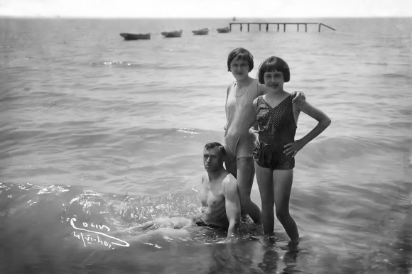 Сочи. 1940