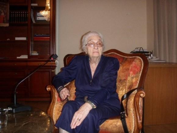 Встреча с историком Марикой Лорткипанидзе