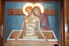 Одевающийся светом и обнаженный на Кресте