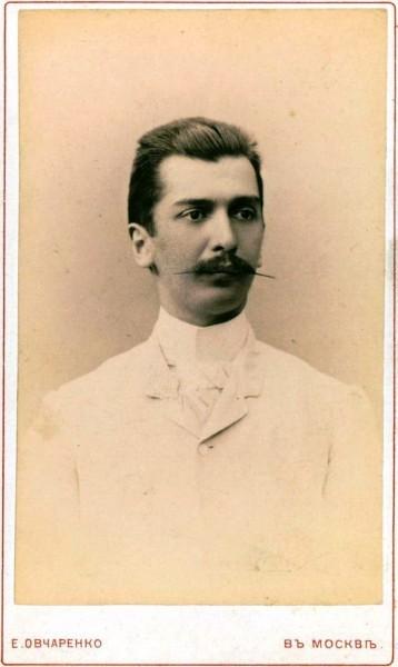 Дмитрий Михайлович Маркелов