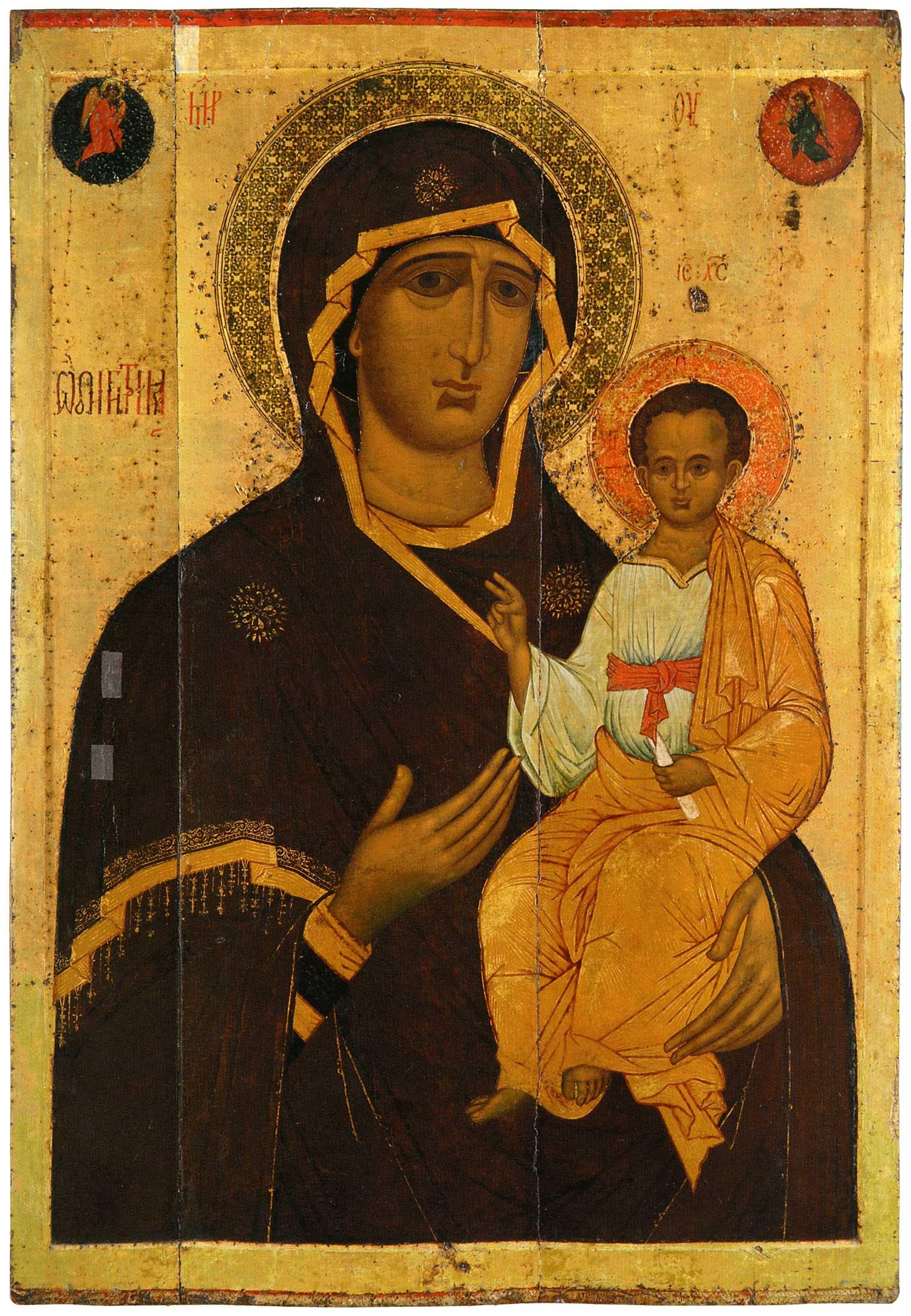 Картинки по запросу божия матерь одигитрия