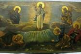 Преображение Господне – картины, иконы и фрески