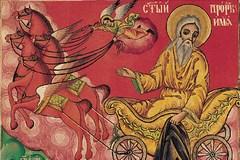 Пророк Илия: картины и иконы