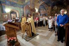 Панихида по митрополиту Антонию (+Фото)