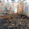 В Крыму сгорел мужской монастырь, братия просит о помощи
