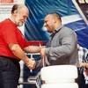 Новосибирский священник завоевал «серебро» в чемпионате мира по пауэрлифтингу