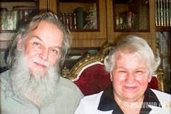 Матушка Вера Адельгейм: 54 года с отцом Павлом