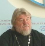 Священник Виктор Зырянов