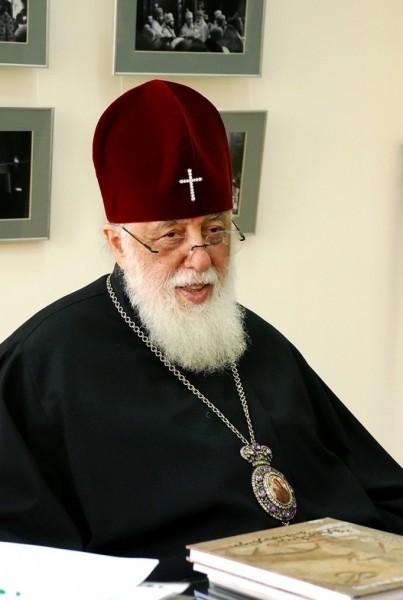 Председатель Правления Фонда Католикос- Патриарх Всея Грузии Илия II