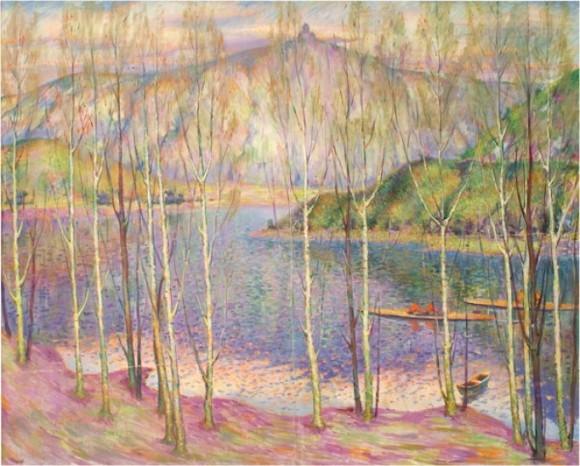 Выставка художника Рено Туркия