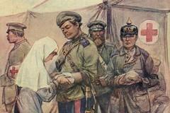 Красный крест на белом фоне. К годовщине первой Женевской конвенции (ФОТО)