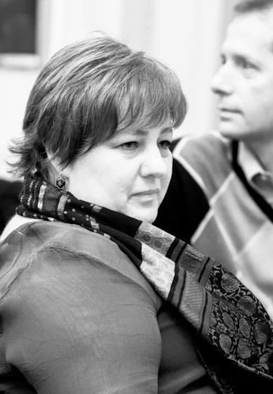 Мария Свешникова. Фото Анны Гальпериной