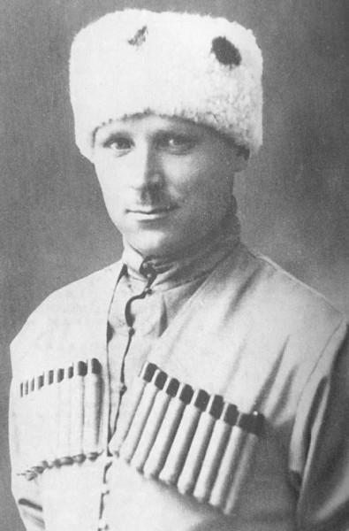 Федор Елисеев