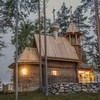 Финская семейная пара построила православный храм