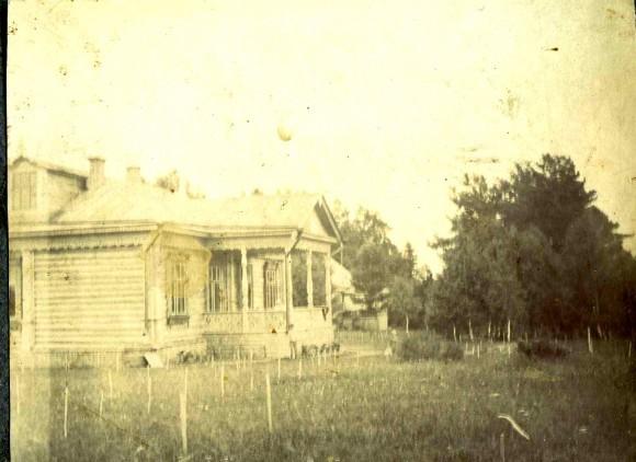 Дом Д. М. Маркелова