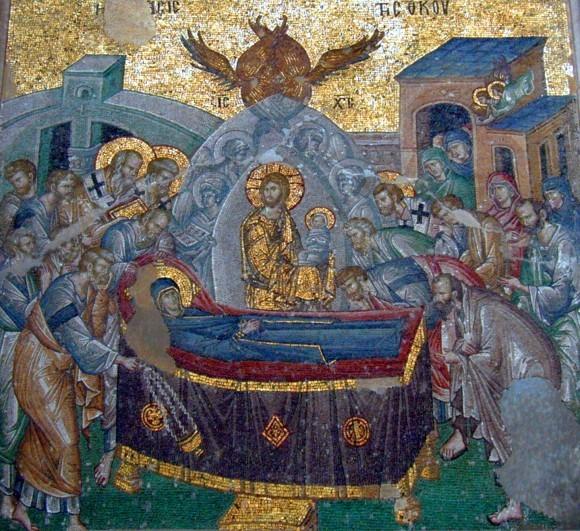 Успение Пресвятой Богородицы. Икона 2