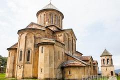 Гелатский монастырь в Грузии (ФОТО)