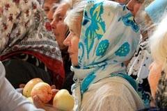 Успенский пост: Да не будут яблоки плодом раздора