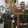 В день ВДВ десантники пройдут по Москве крестным ходом