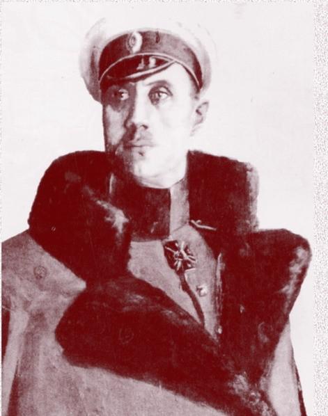 П.Н. Врангель - офицер Лейб-гвардии Конного полка