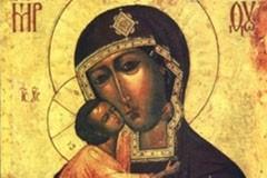 Феодоровская икона. Христос – Тот, Кого не удержать никому
