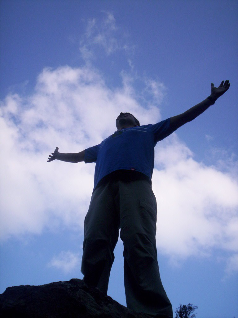 смотрящий в небо фото личность погибшего