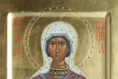 Церковь чтит память святой Нонны, матери святителя Григория Богослова