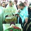 В Пскове проходит отпевание священника Павла Адельгейма
