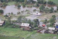 Наводнение в Приамурье: молиться и ждать помощи