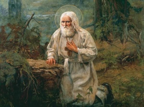 Преподобный Серафим – всемирный светильник