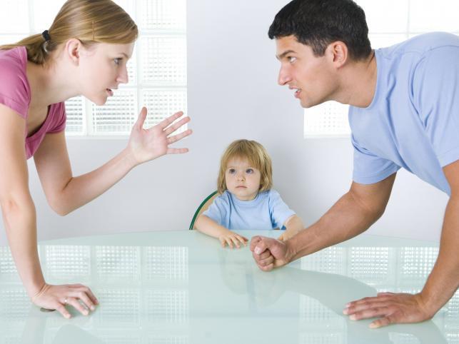 Типичная история, или почему разводятся молодые родители?
