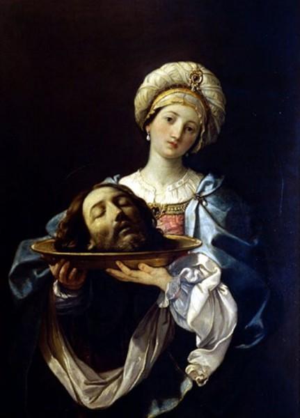 Саломея с головой Иоанна Крестителя. Усекновение главы Иоанна Предтечи