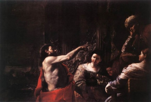 Иоанн Предтеча перед Иродом