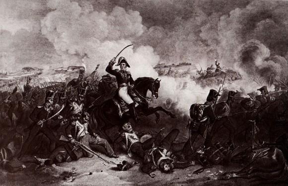 Кениг. Атака 3-го пехотного корпуса маршала Нея на Семеновские флеши