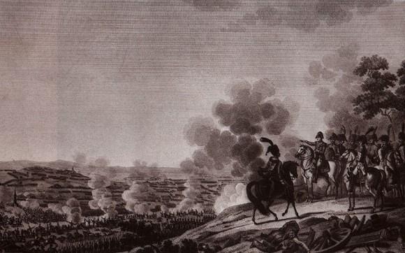 Куше. Битва под Москвой 7 сентября 1812 г.