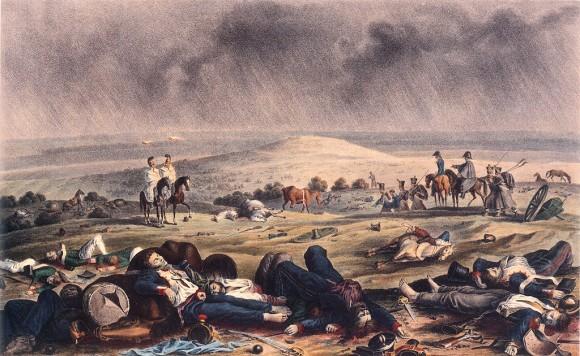 Фабер дю Фор. На Бородинском поле, 17 сентября 1812 г.