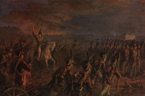 Цыганков Ю. Подвиг солдат генерала Горчакова